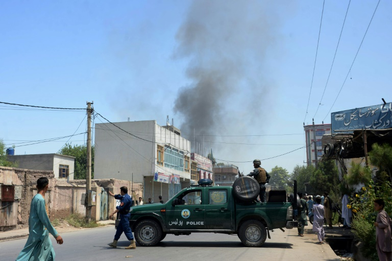 15 dead as gunmen storm Afghan govt building, 11 killed in bus bombing