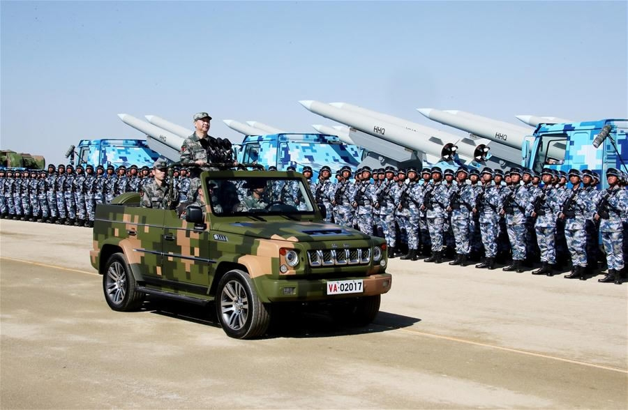 Xi requires resolute ending of military's paid services