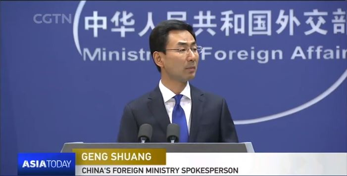 MOFA: China will respond if US escalates trade dispute