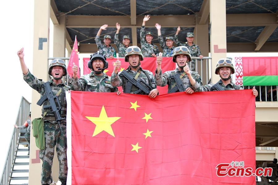 Marking 91st birthday, PLA marches into new era of reform, capacity building