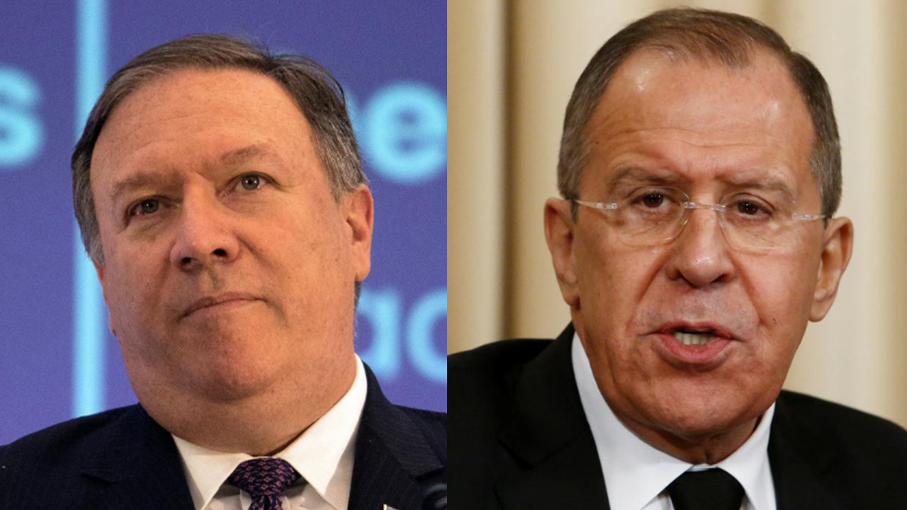 Lavrov will not meet Pompeo this week