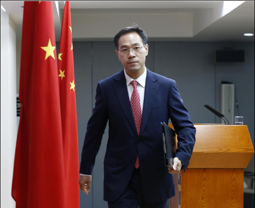 China must fight firmly against 'trade dictatorship'
