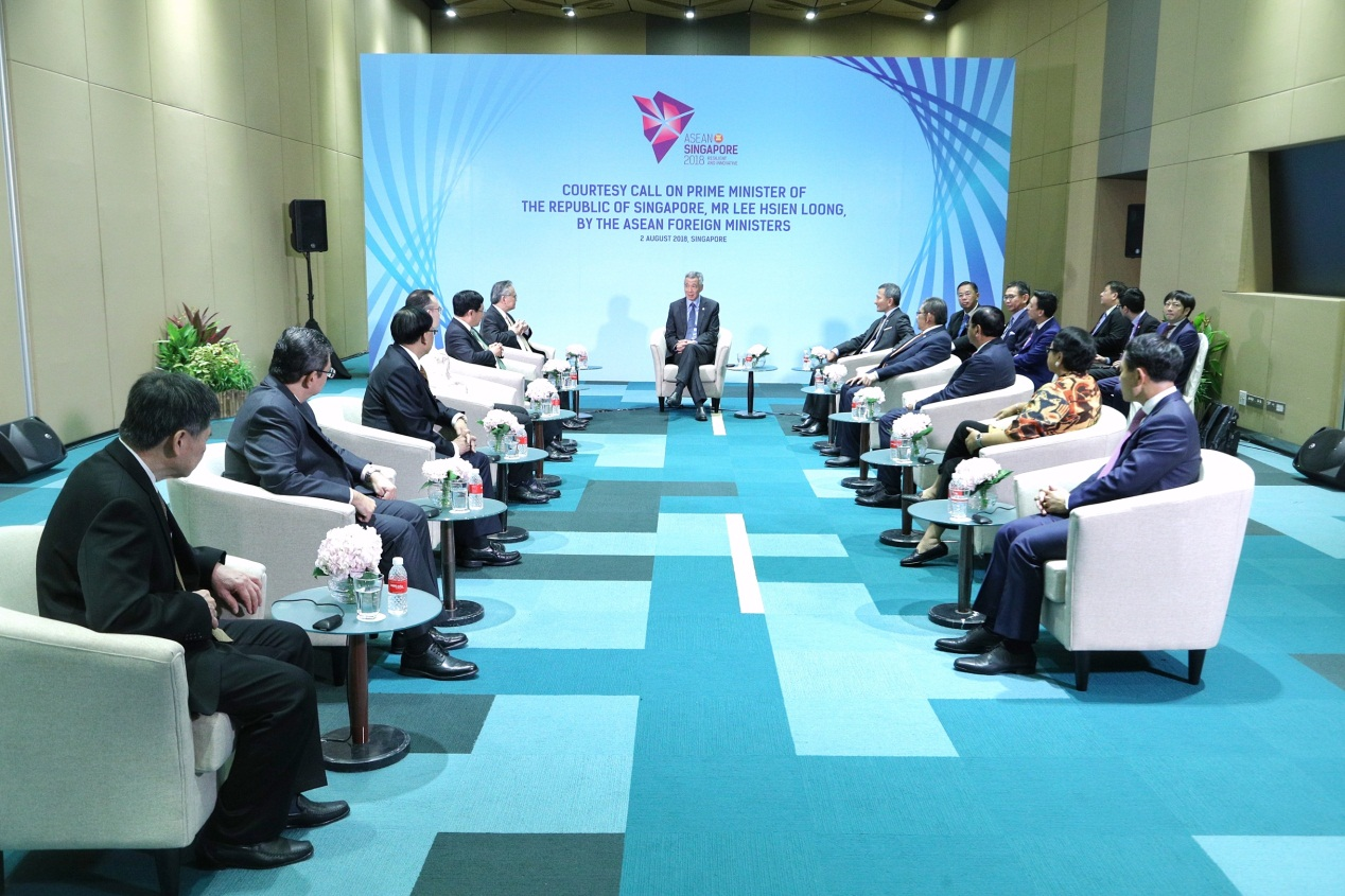 ASEAN confirms commitment to trade liberalization mechanism