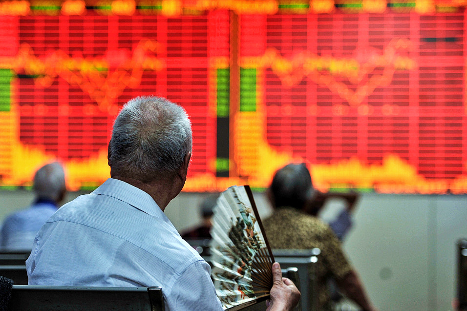 Chinese stocks slump on Thursday