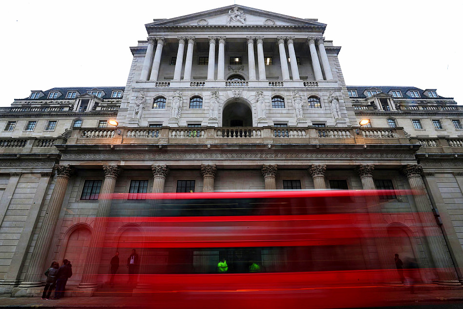 Bank of England hikes interest rates to 0.75%