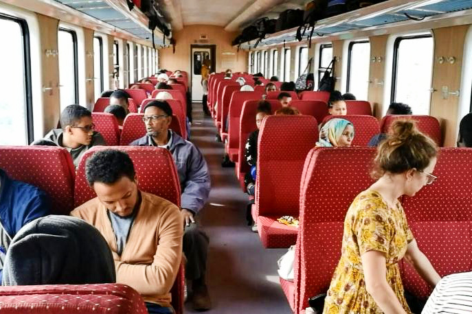 Addis Ababa-Djibouti Railway wins praise from locals