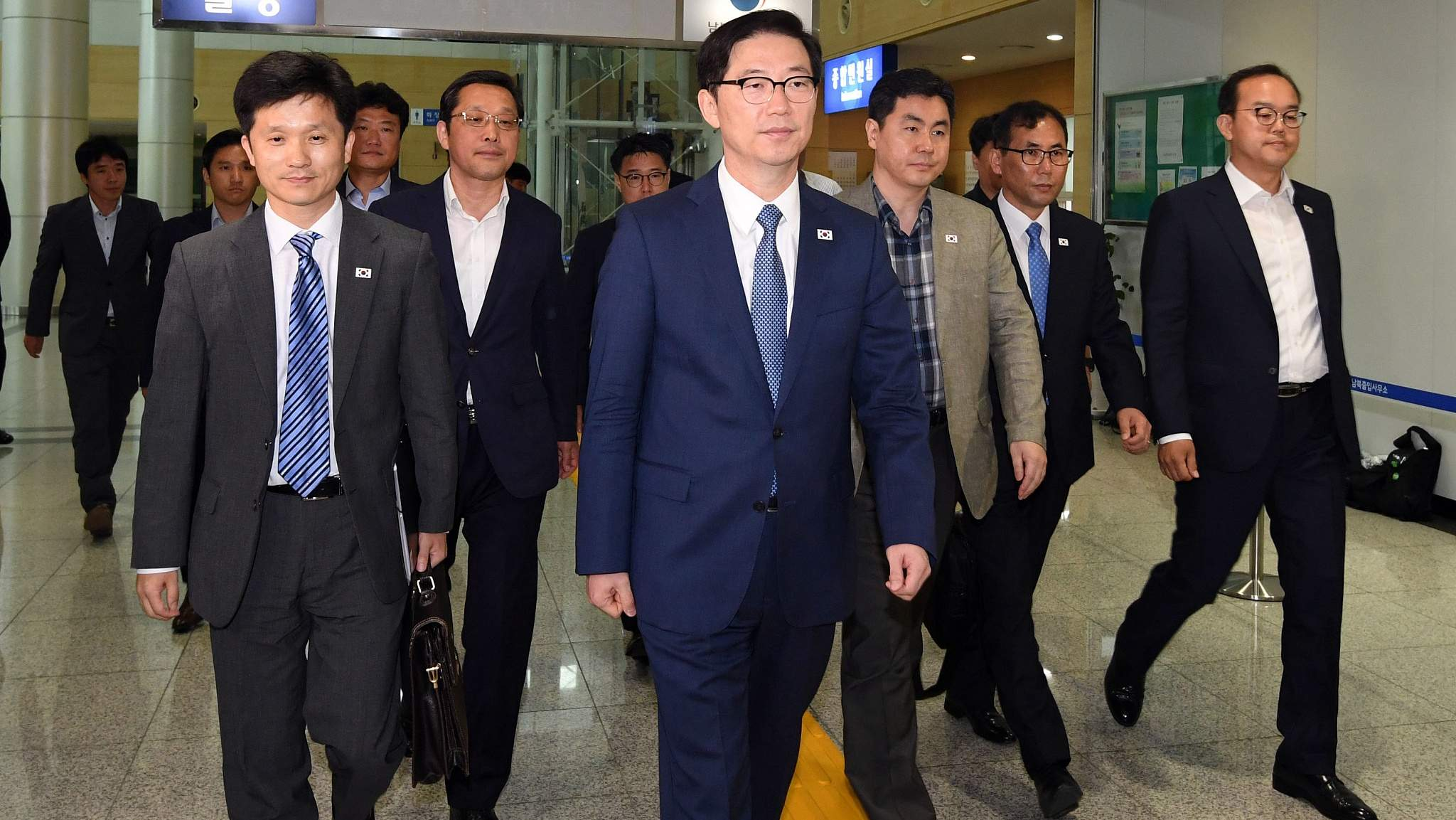 S.Korea in consultations with UN to waive sanctions for inter-Korean liaison office