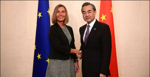 Wang Yi: China, EU stand together for multilateralism