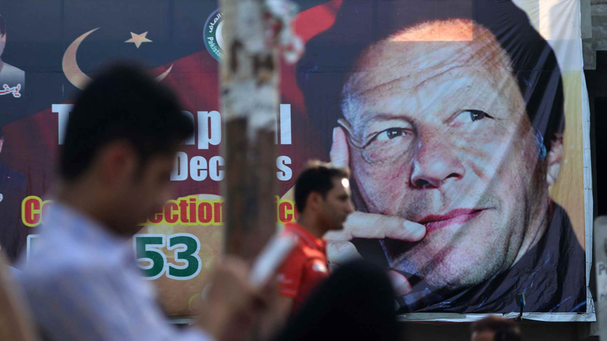 Pakistan opposition parties team up to rival Khan for PM