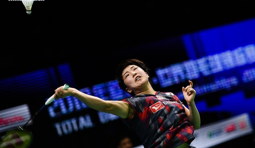 China loses 1-2 during women's singles quarterfinal match at BWF World Championships