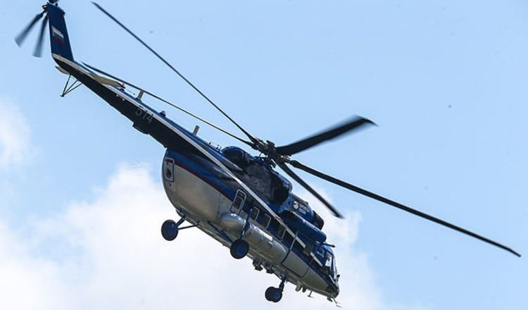 Helicopter crash kills 18 in Russia: report