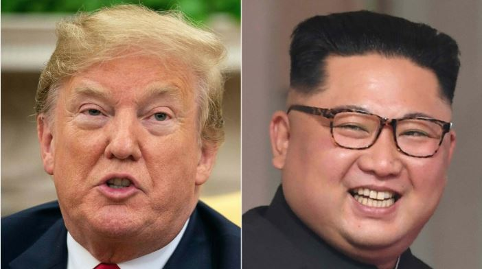 US delivers Trump's letter for Kim to North Korean FM