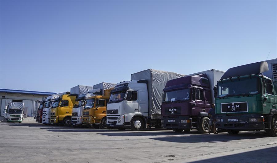 Trade of China-Kazakhstan Horgos Int'l Border Cooperation Center enters busy season