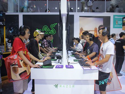 Chinese game firms look abroad as domestic growth slows