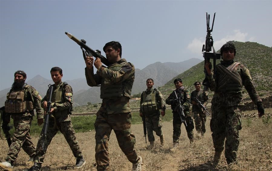 Taliban loses scores of fighters as Afghan forces inflict pressure on militants