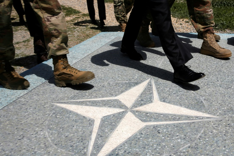 Afghan suicide blast kills three Czech soldiers, Taliban claim responsibility