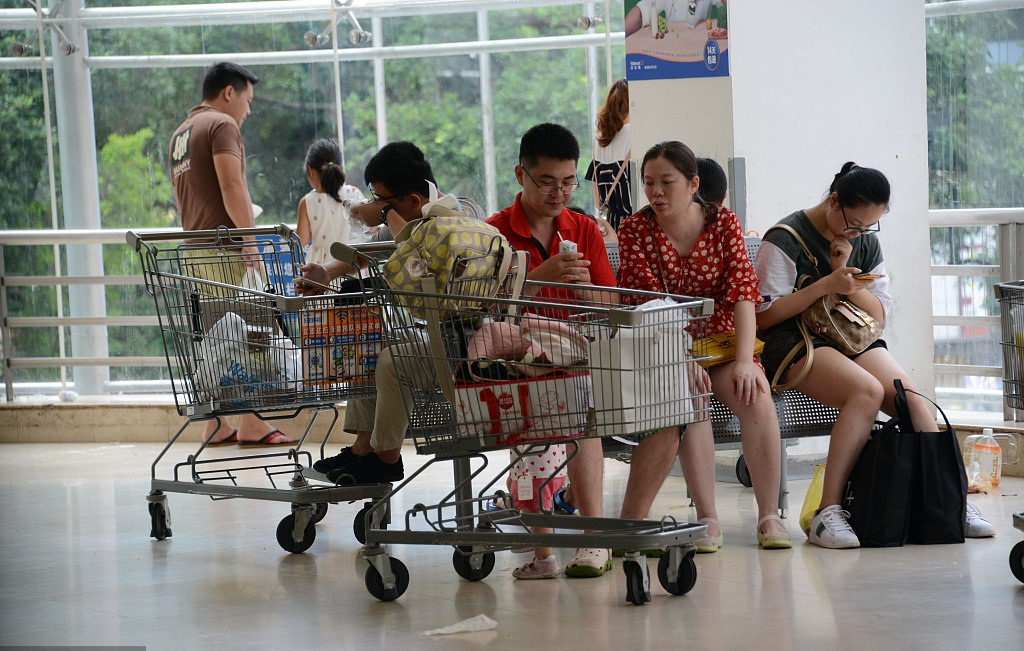 Chinese shopping mall development index up in Q2