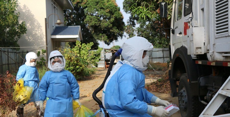 13 Ebola cases confirmed in eastern DR Congo
