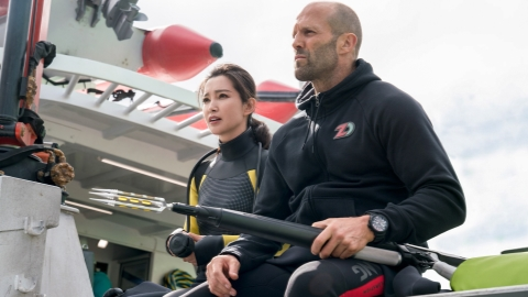 Sci-fi adventure film 'The Meg' to be released in China