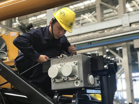 Central China's city Changsha stands out as a hub for intelligent manufacturing industry