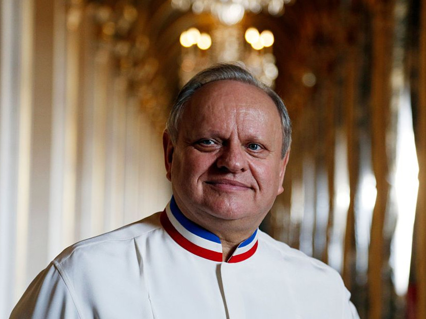 French master chef Joel Robuchon dies at age 73
