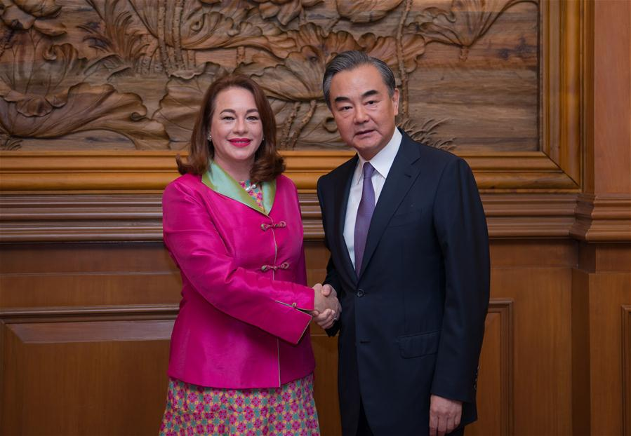 Chinese state councilor meets UNGA president-elect, calling for upholding multilateralism