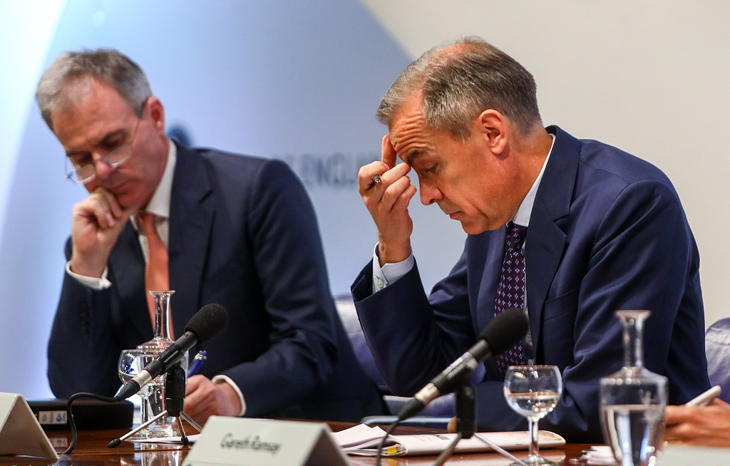 Carney raises rates from position of weakness, but Brexit uncertainties left little choice