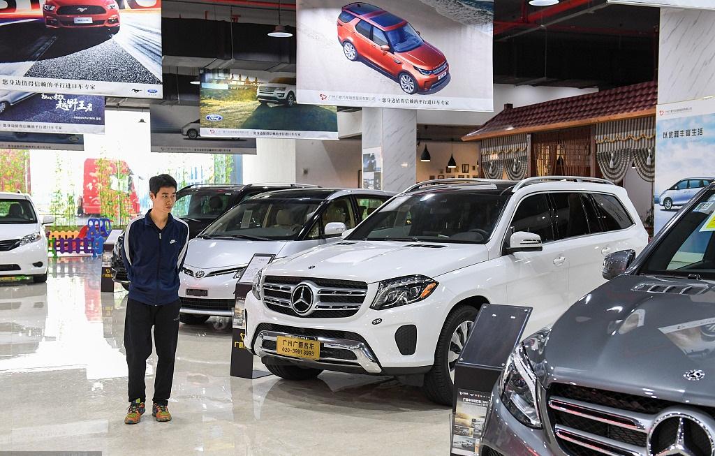 Car imports tumble 87%