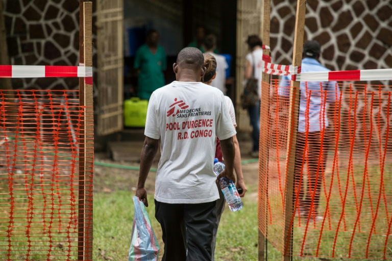 Four more dead from Ebola in DR Congo