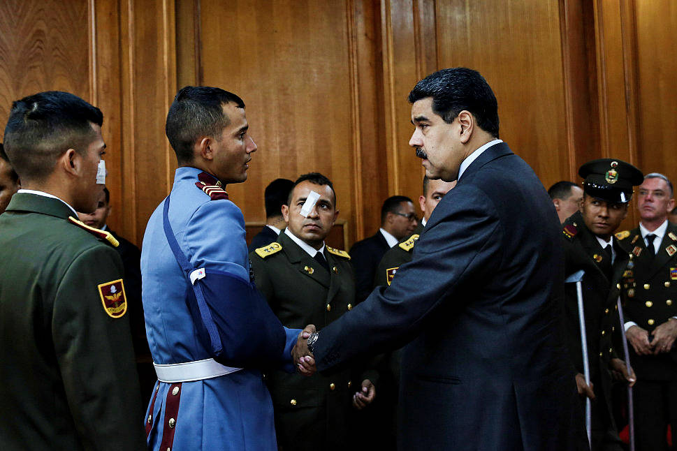Venezuela to try lawmakers for failed Maduro drone attack