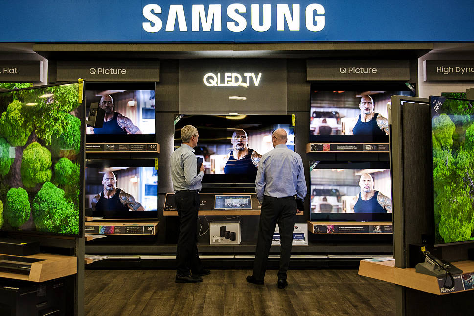 Samsung to invest 160 bln USD, hire 40,000 for next 3 years