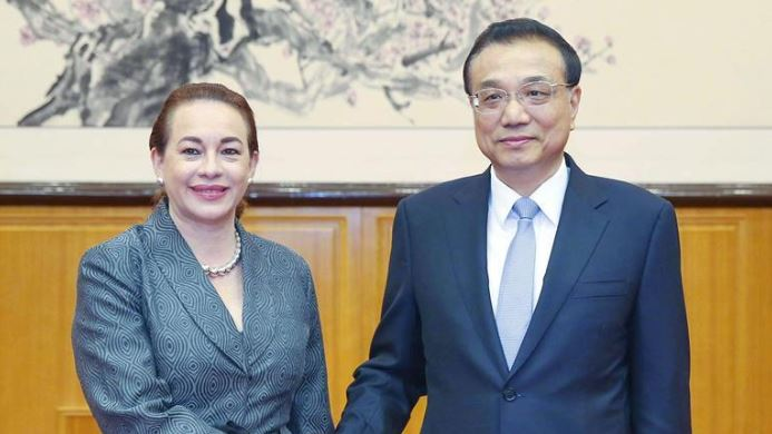Chinese premier meets UNGA president-elect, calling for upholding multilateralism