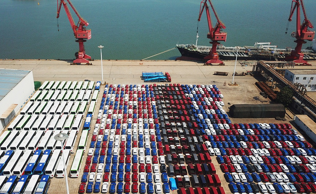 China-US trade relations won't reach strategic stalemate