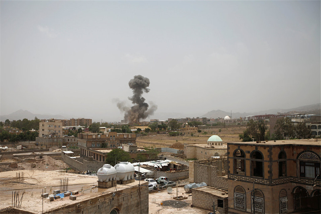 Yemen's Houthi attack kills 1 in Saudi