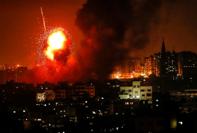 Gaza militants halt fire after deadly flare-up with Israel