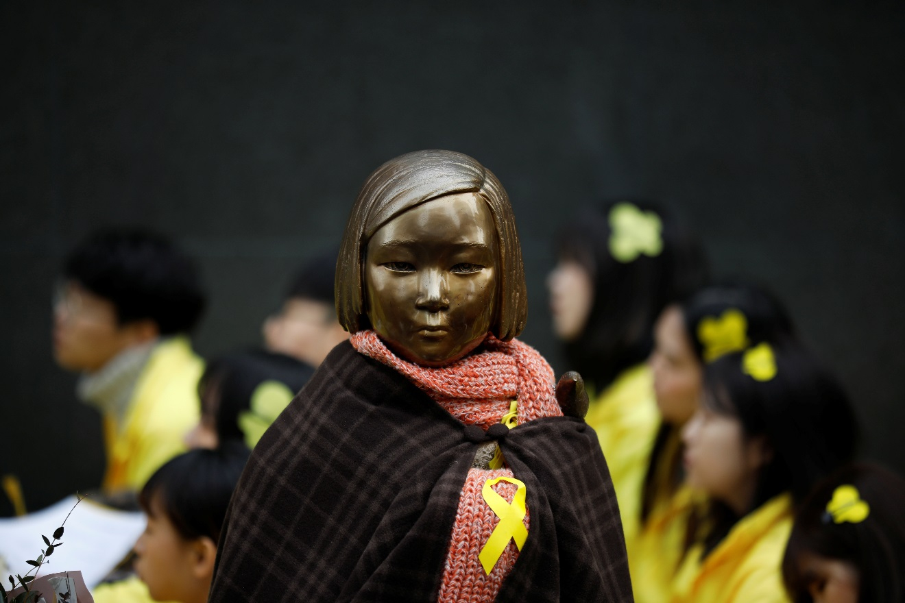 New research center opens in S. Korea on wartime sexual enslavement of women