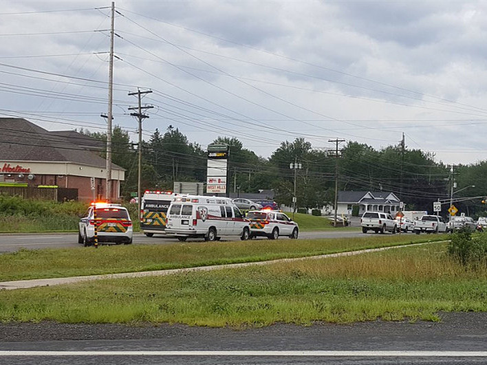 At least 4 killed in shooting in Fredericton, Canada