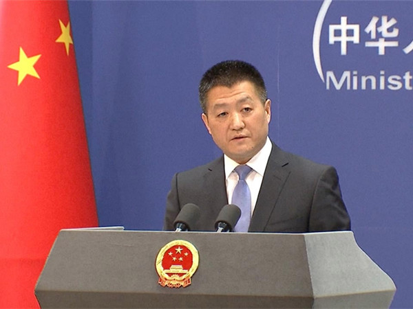 China opposes renewal of Iran sanctions, urging US to return to talks