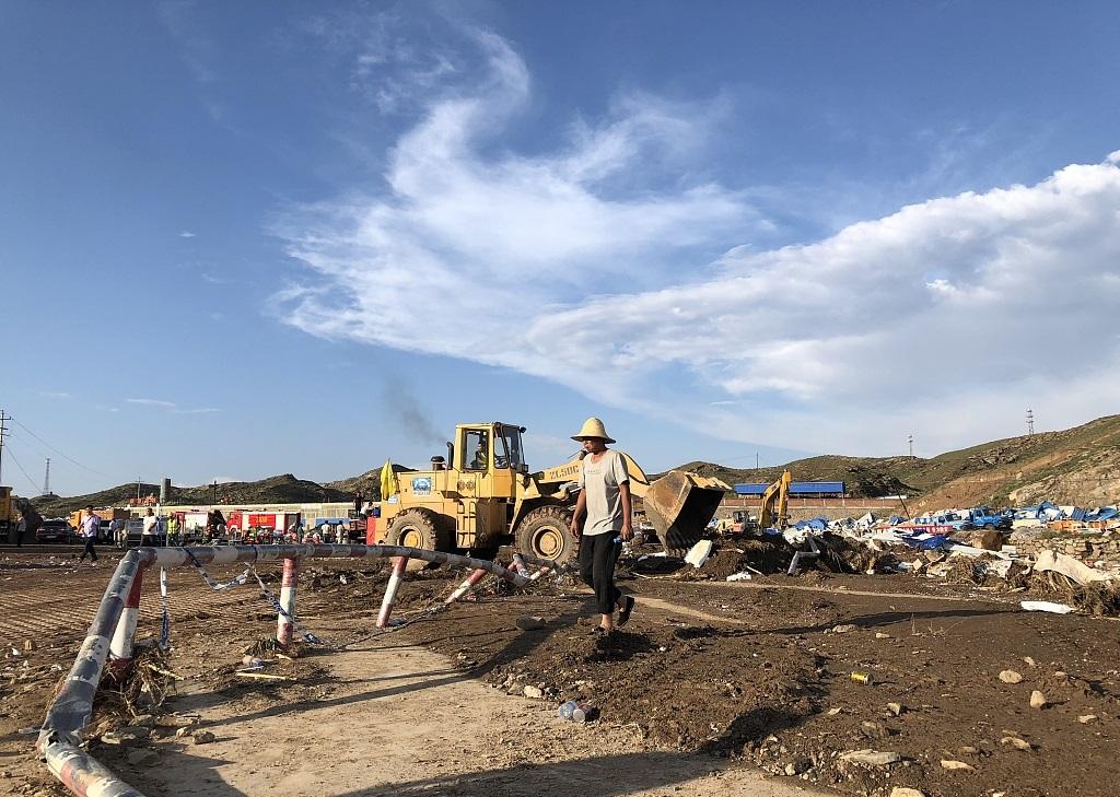 9 dead, 3 missing in floods in Gansu