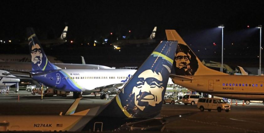 Authorities probe how 'suicidal' employee could steal plane