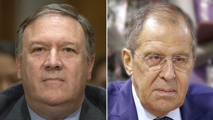 US, Russian FMs discuss sanctions, ties over phone