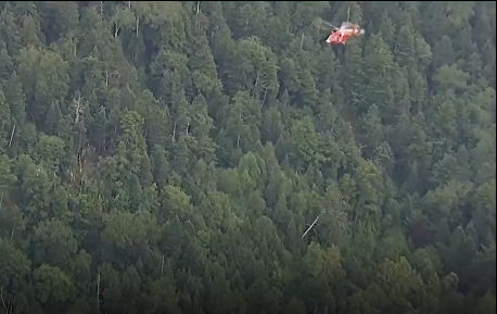 No survivors in Japanese rescue helicopter crash