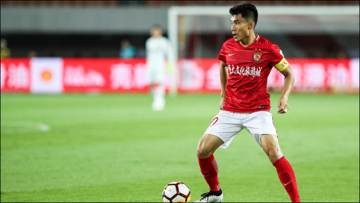 China's Zheng Zhi voted one of the greatest ever ACL Number 10s