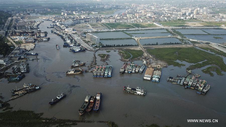 China renews alert as typhoon Yagi approaches