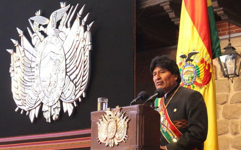 Bolivian president demands financial disclosure for 2019 presidential candidates