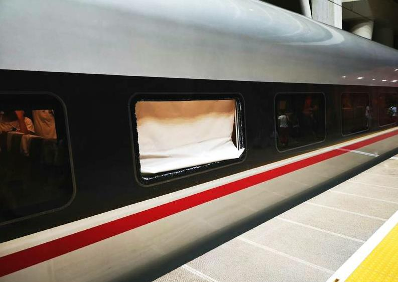 Strong winds disrupt high-speed train service on Beijing-Shanghai route