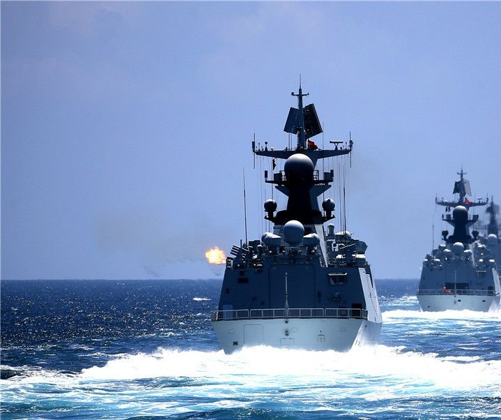 PLA naval exercises in East China Sea test missile interceptions