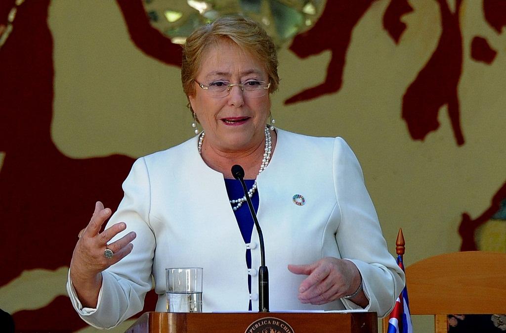 China welcomes Bachelet's appointment as UN human rights chief