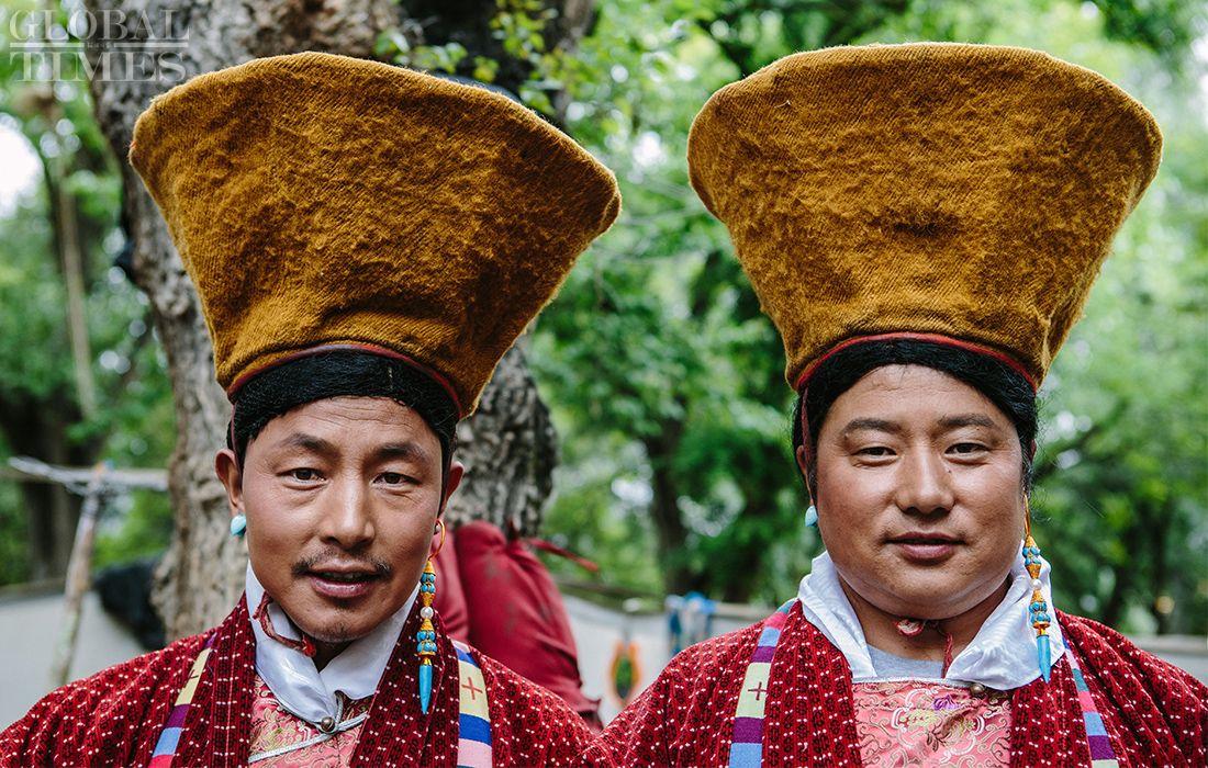 Traditional Tibetan Shoton Festival perfect time to visit Lhasa