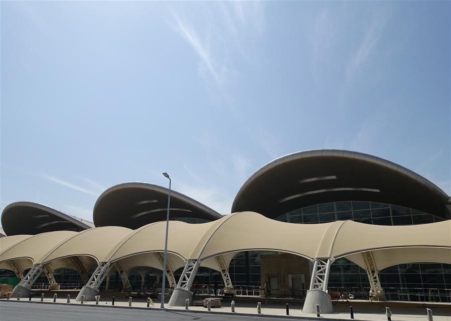 Construction of new Algiers Airport by Chinese company to be completed